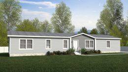 The THE BREEZE 2.5 Exterior. This Manufactured Mobile Home features 4 bedrooms and 2 baths.