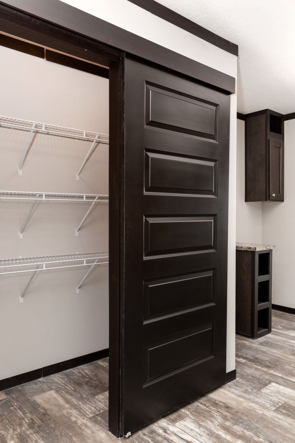 The THE FRANKLIN XL Utility Room. This Manufactured Mobile Home features 4 bedrooms and 2 baths.